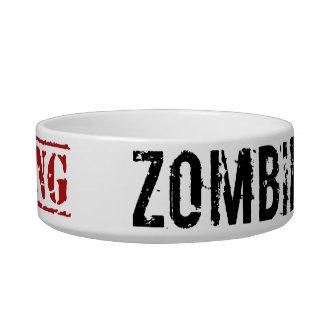 Zombie Rat Bowl Cat Bowls