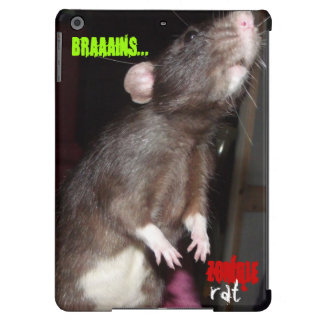 zombie rat iPad Air case