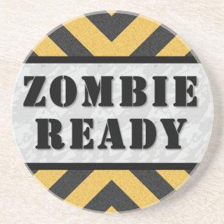 Zombie Ready Coaster Sandstone