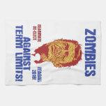 Zombie Reagan - Term Limits Towels