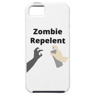 Zombie Repelent iPhone 5 Covers
