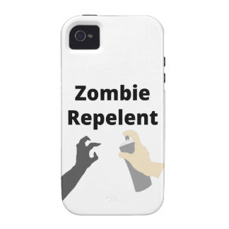 Zombie Repelent Vibe iPhone 4 Cover