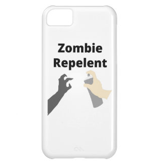 Zombie Repelent Case For iPhone 5C