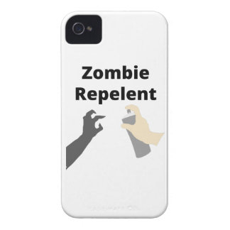 Zombie Repelent iPhone 4 Case-Mate Case