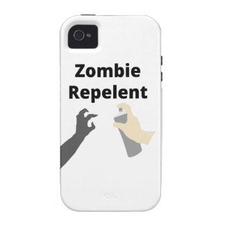 Zombie Repelent iPhone 4/4S Cover