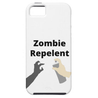 Zombie Repelent iPhone 5 Cover