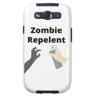 Zombie Repelent Samsung Galaxy SIII Covers