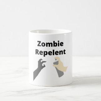 Zombie Repelent Coffee Mug