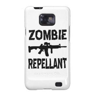 Zombie Repellant Samsung Galaxy SII Cover