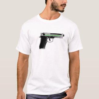 Zombie Repellant Humor T-Shirt