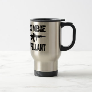 Zombie Repellant Travel Mug