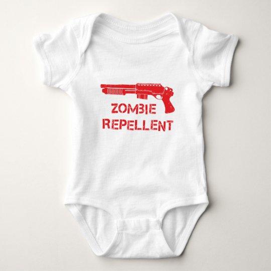 Zombie Repellent Baby Bodysuit