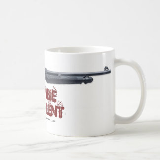 ZOMBIE REPELLENT Ca Coffee Mug