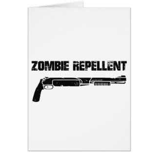 Zombie Repellent Card