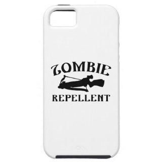 Zombie Repellent iPhone 5 Covers