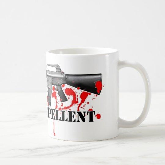 Zombie Repellent Coffee Mug