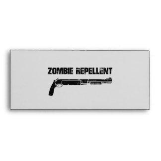 Zombie Repellent Envelopes