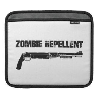 Zombie Repellent iPad Sleeves