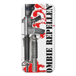 Zombie Repellent Covers For iPhone 5