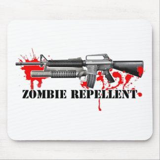 Zombie Repellent Mouse Pad
