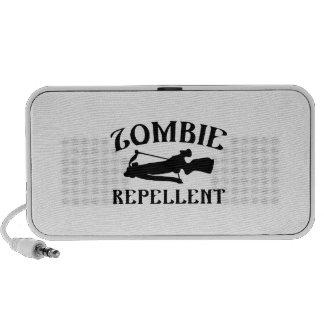 Zombie Repellent Speakers