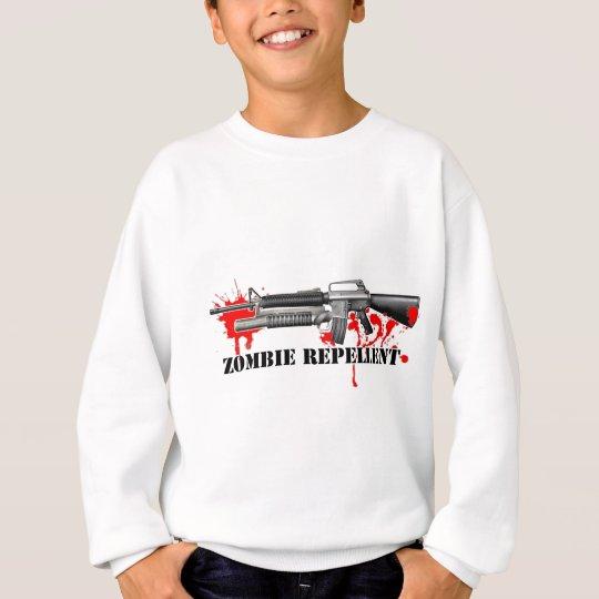Zombie Repellent Sweatshirt