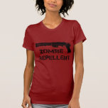 Zombie Repellent T Shirts