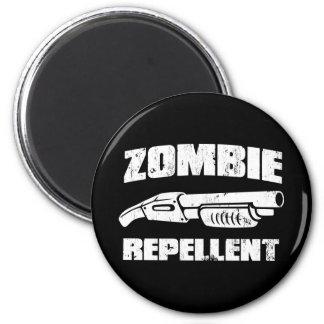 zombie repellent - the shotgun 2 inch round magnet