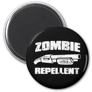 zombie repellent - the shotgun magnets