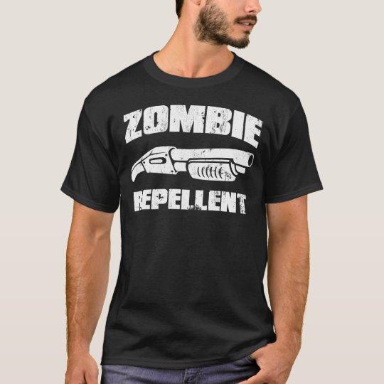 zombie repellent - the shotgun T-Shirt