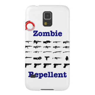 Zombie Repellent With Logo Samsung Galaxy Nexus Cases