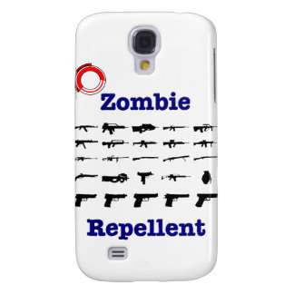 Zombie Repellent With Logo HTC Vivid / Raider 4G Cover