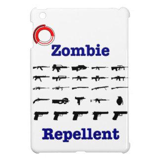 Zombie Repellent With Logo iPad Mini Cover