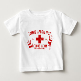 Zombie Rescue Team.png Baby T-Shirt