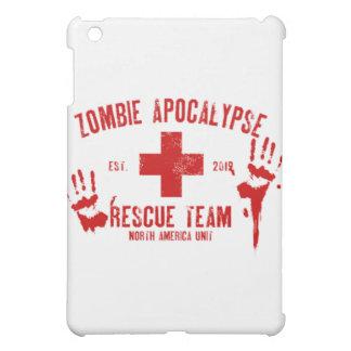 Zombie Rescue Team.png iPad Mini Case