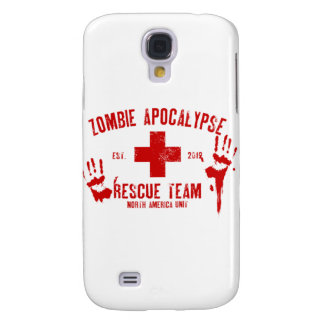 Zombie Rescue Team.png Samsung Galaxy S4 Case