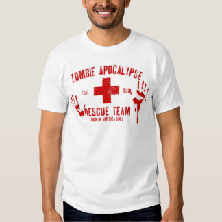Zombie Rescue Team.png Shirt