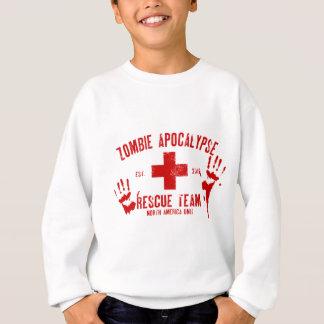 Zombie Rescue Team.png Sweatshirt