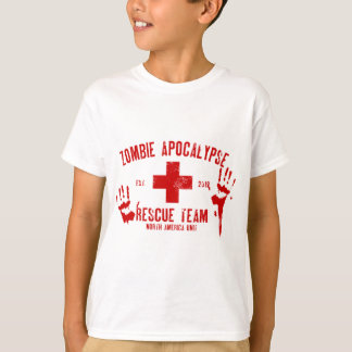 Zombie Rescue Team.png T-Shirt