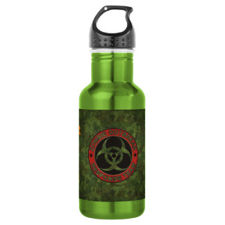 Zombie Response Tactical 18oz Water Bottle