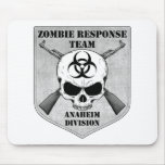 Zombie Response Team: Anaheim Division Mouse Pad