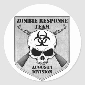 Zombie Response Team: Augusta Division Stickers