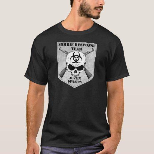 Zombie Response Team: Austin Division T-Shirt