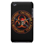 Zombie Response Team Barely There iPod Cases