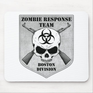 Zombie Response Team: Boston Division Mouse Pad