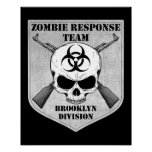 Zombie Response Team: Brooklyn Division Poster