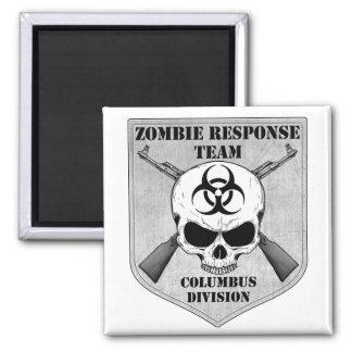 Zombie Response Team: Columbus Division Magnet