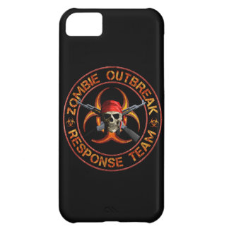 Zombie Response Team Cover For iPhone 5C