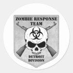Zombie Response Team: Detroit Division Sticker