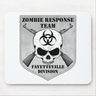 Zombie Response Team: Fayetteville Division Mouse Pad